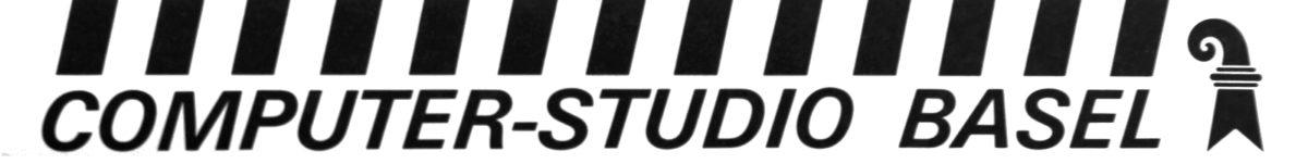 Computer Studio Basel